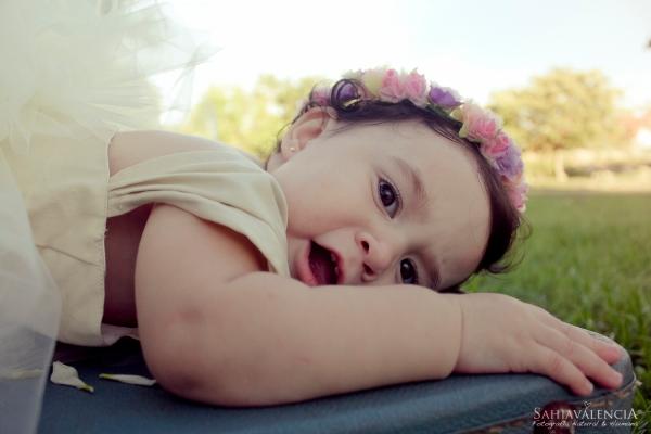 Julieta Sesión Infantil Mérida Yucatán