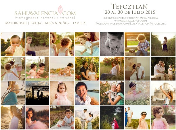 SESIONES TEPOZTLAN JULIO15